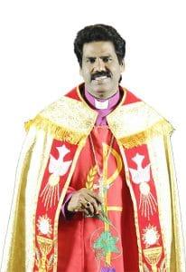 Arch Bishop Reinhard