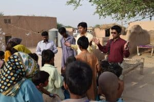 Preaching to Hindus in Pakistan
