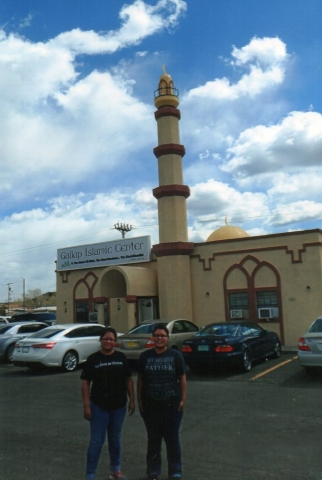 Mosque in Gallup