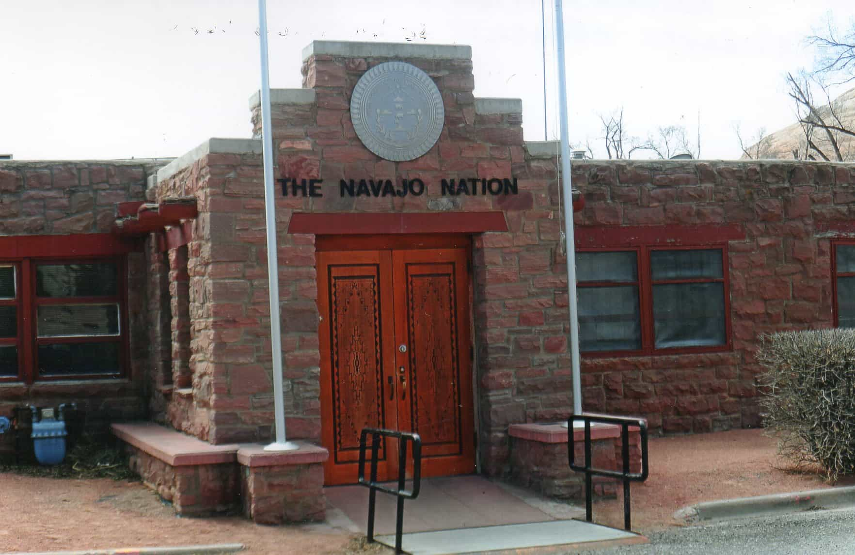 Navajo nation offices