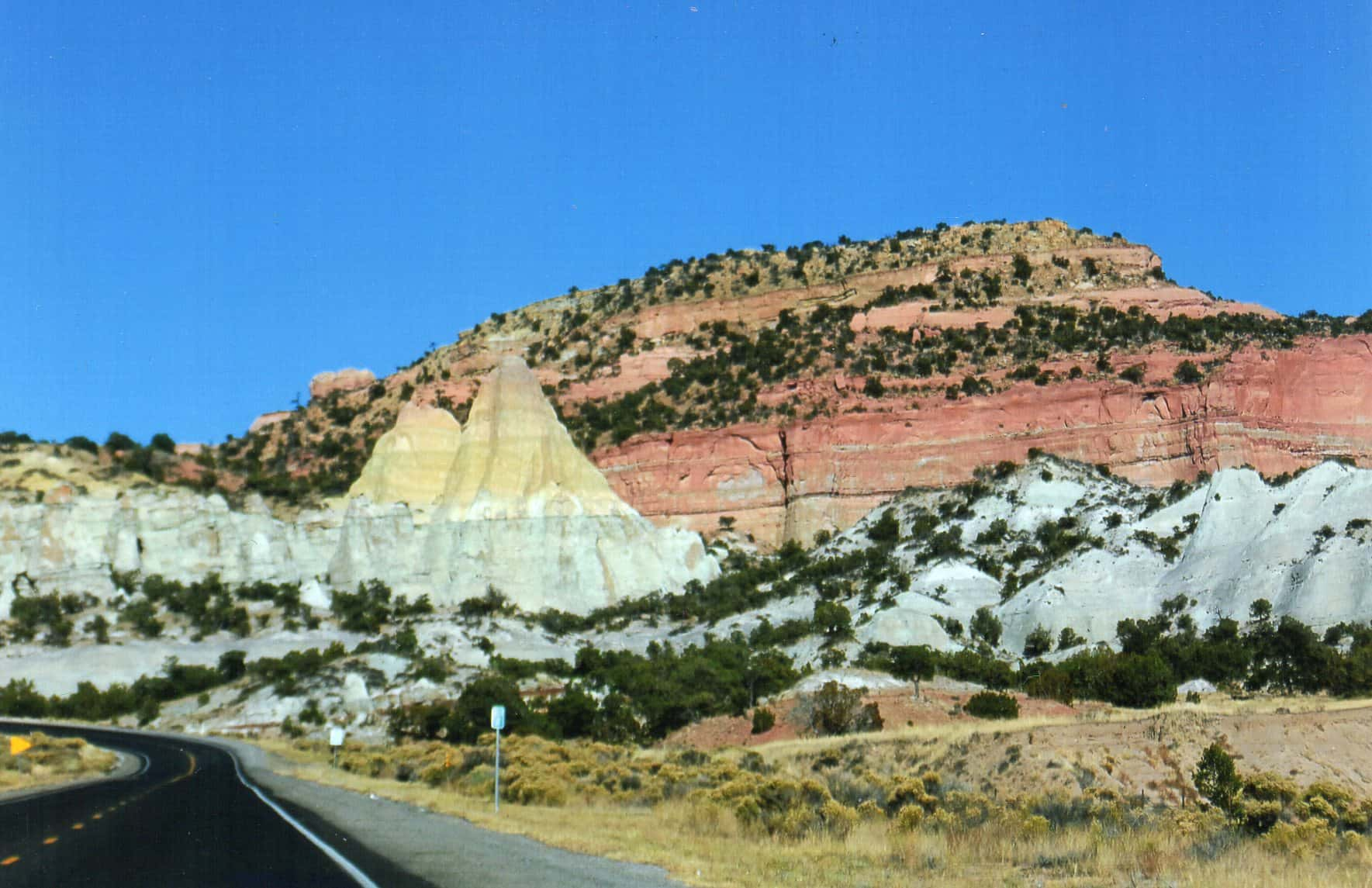 Navajo nation scenery