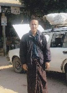 Roger Than Maung